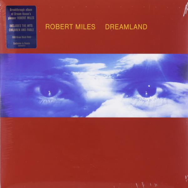 Robert Miles Robert Miles - Dreamland (2 Lp, 180 Gr)