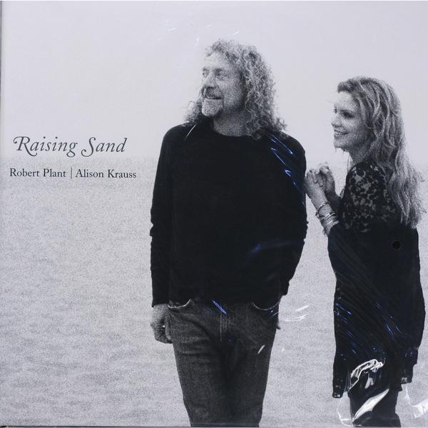Robert Plant Alison Kraus Robert Plant Alison Kraus - Raising Sand (2 LP)