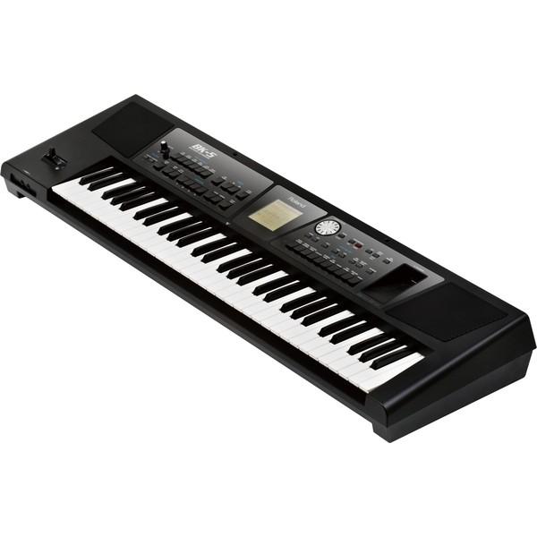 Синтезатор Roland BK-5 Black синтезатор rolsen rkb6102 61 клавиша usb черный