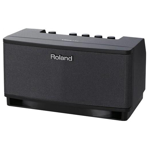 Гитарный комбоусилитель Roland CUBE-LT-BK клавишный комбоусилитель roland kc 220