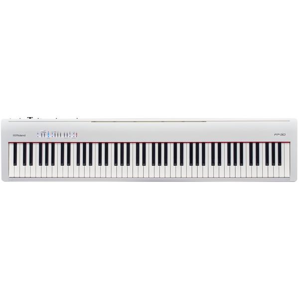 Цифровое пианино Roland FP-30-WH недорго, оригинальная цена