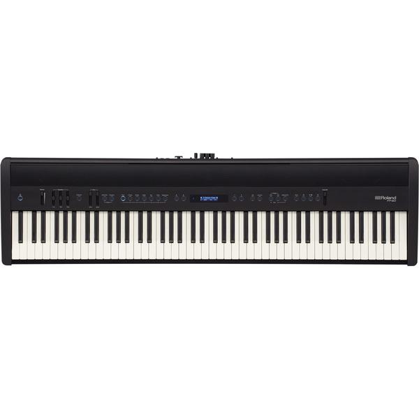 Цифровое пианино Roland FP-60-BK цифровое пианино roland fp 60 wh