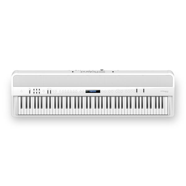 Цифровое пианино Roland FP-90-WH цифровое пианино roland fp 60 wh