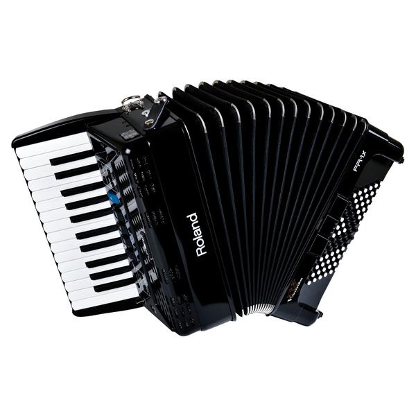 цена на Цифровой аккордеон Roland FR-1X-BK