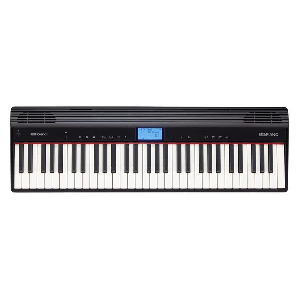все цены на Цифровое пианино Roland Go-Piano 61 онлайн