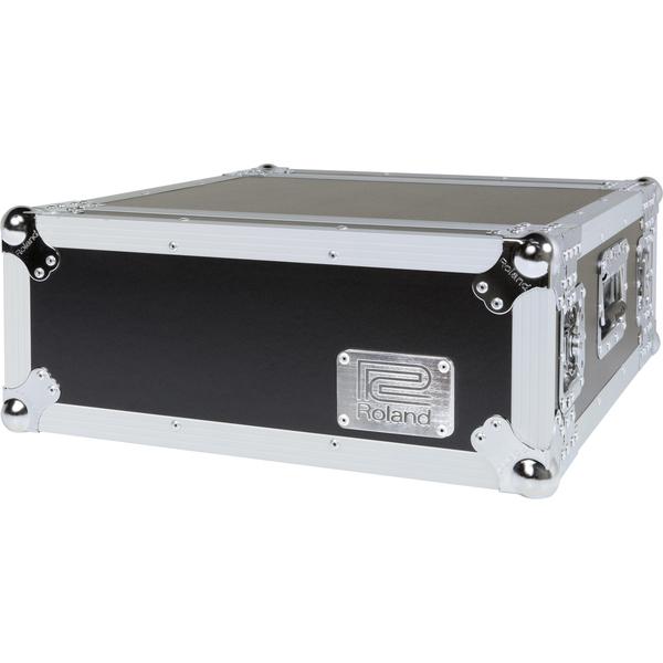 Аксессуар для концертного оборудования Roland Рэковый кейс RRC-4SP-EU аксессуар для концертного оборудования roland кейс для клавишных rrc 76w