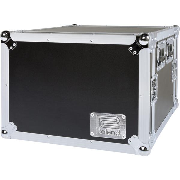 Аксессуар для концертного оборудования Roland Рэковый кейс RRC-8SP-EU аксессуар для концертного оборудования roland кейс для клавишных rrc 76w