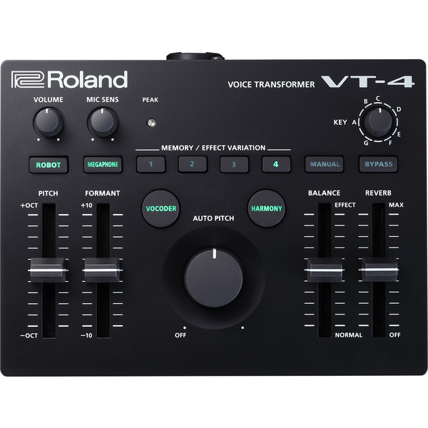 все цены на Вокальный процессор Roland VT-4 онлайн