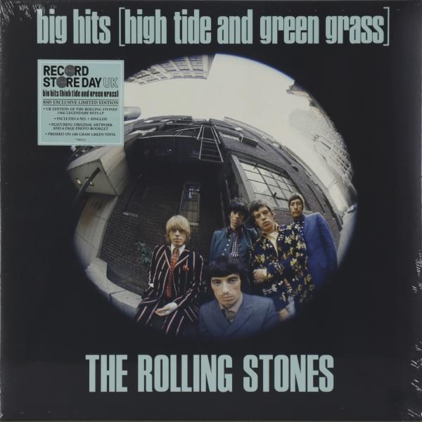 Rolling Stones Rolling Stones - Big Hits (high Tide Green Grass) (mono, Colour) rolling stones rolling stones december s children and everybody s mono page 6