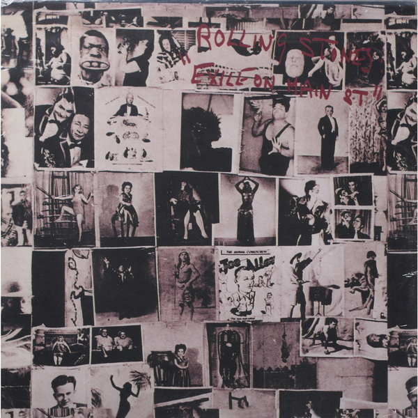 Rolling Stones Rolling Stones - Exile On Main Street (2 LP) rolling stones rolling stones exile on main street 2 lp