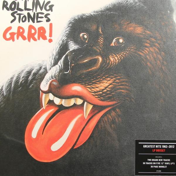 Rolling Stones Grrr 5 Lp купить виниловую пластинку