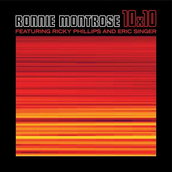 Ronnie Montrose Ronnie Montrose - 10x10 (180 Gr) цена и фото