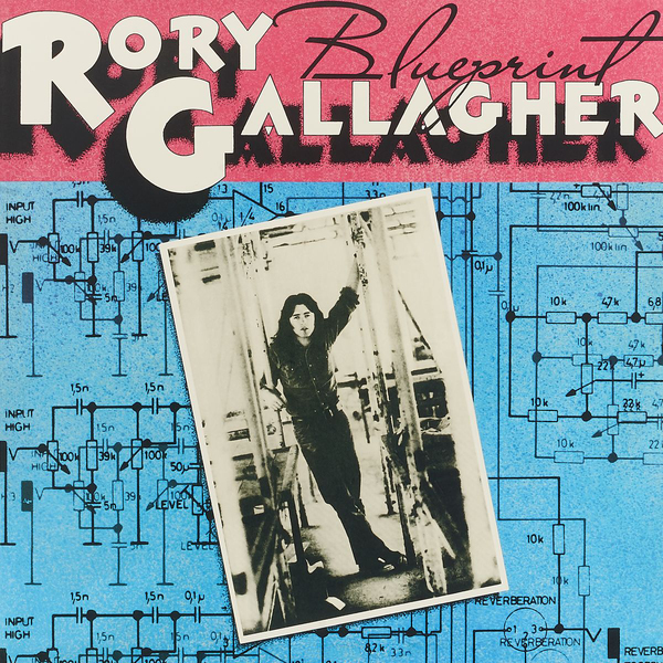 Rory Gallagher Rory Gallagher - Blueprint ruth langan rory