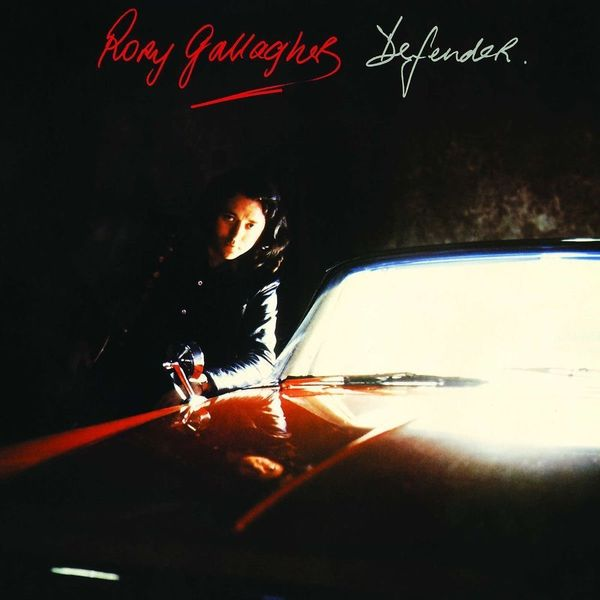 Rory Gallagher Rory Gallagher - Defender ruth langan rory