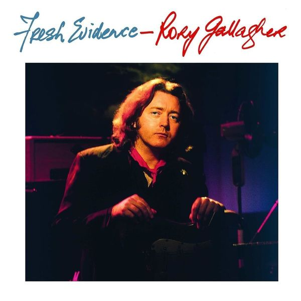 Rory Gallagher Rory Gallagher - Fresh Evidence ruth langan rory