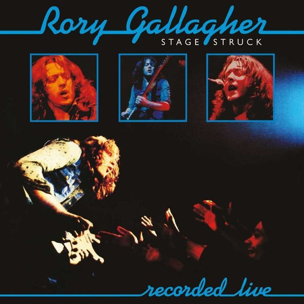 Rory Gallagher Rory Gallagher - Stage Struck ruth langan rory