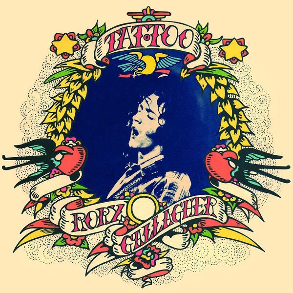 Rory Gallagher Rory Gallagher - Tattoo ruth langan rory