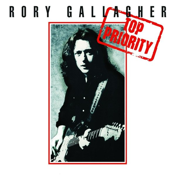 Rory Gallagher Rory Gallagher - Top Priority ruth langan rory