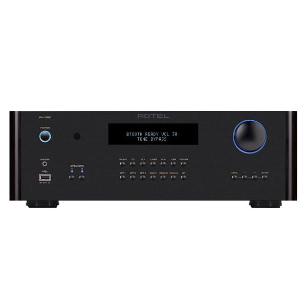 Стереоусилитель Rotel RA-1592 Black стереоусилитель мощности cary audio design sa 200 2 black