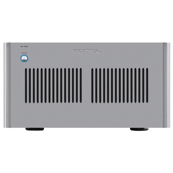 Стереоусилитель мощности Rotel RB-1590 Silver (уценённый товар) стереоусилитель мощности cary audio design sa 200 2 black