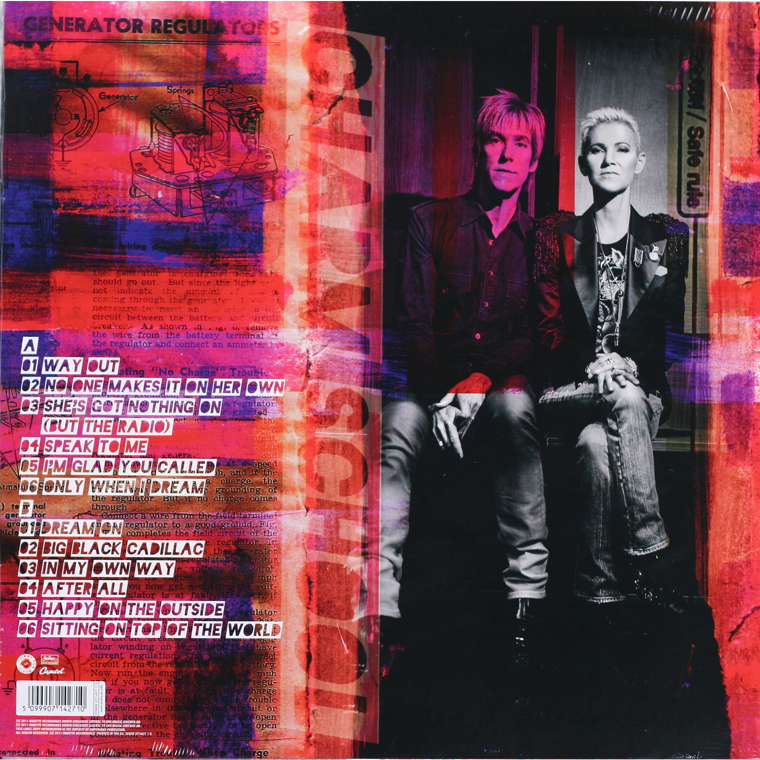музыка roxette it must have been love