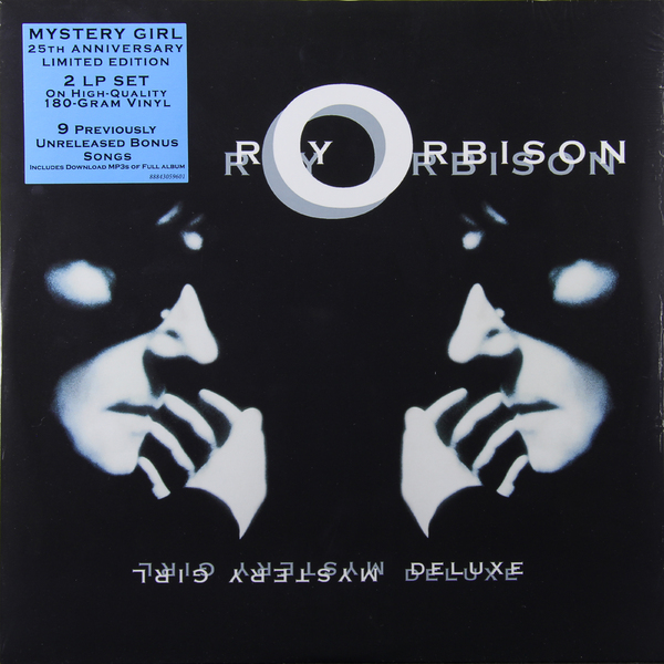 Roy Orbison Roy Orbison - Mystery Girl Deluxe (2 Lp, 180 Gr) roy norris ready for cae coursebook with key