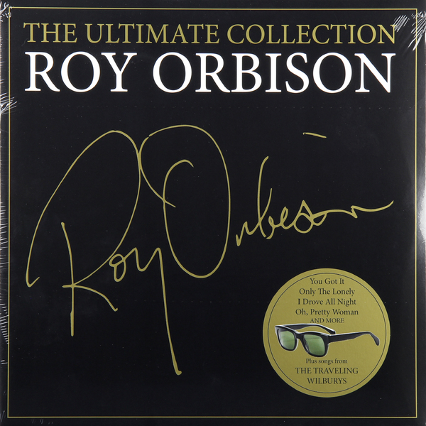 Roy Orbison Roy Orbison - The Ultimate Collection (2 LP) элейн пэйдж elaine paige the ultimate collection 2 cd