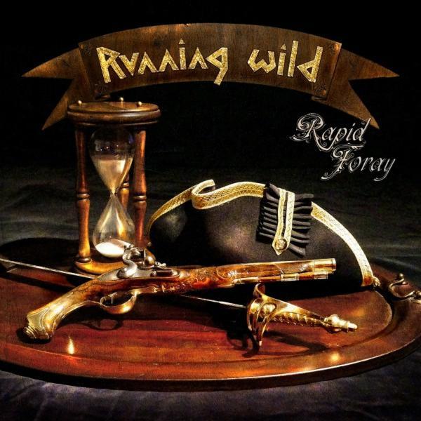 Running Wild Running Wild - Rapid Foray (2 Lp+cd) футболка running wild