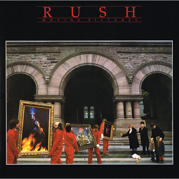 цена на RUSH RUSH - Moving Pictures
