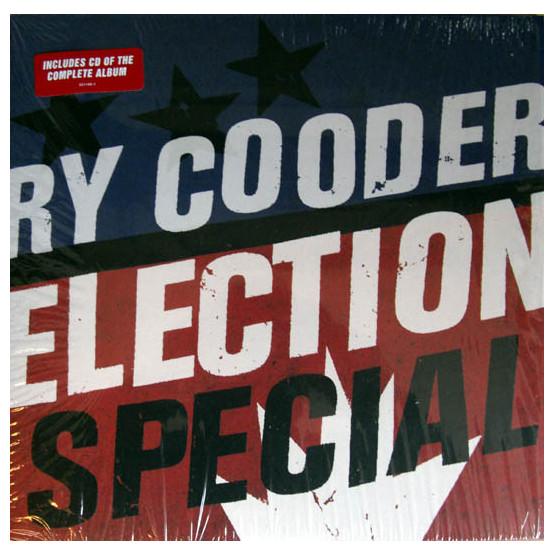 Ry Cooder Ry Cooder - Election Special (lp+cd) ry cooder ry cooder bop till you drop 180 gr