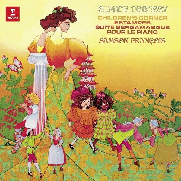 Debussy DebussySamson Franсois - : Children's Corner, Estampes Suite Bergamasque Pour Le Piano цена и фото