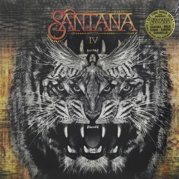 цена на Santana Santana - Santana Iv (2 LP)