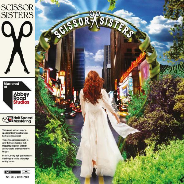 лучшая цена Scissor Sisters Scissor Sisters - Scissor Sisters (half Speed Master)