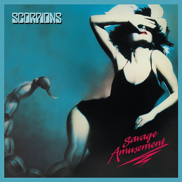 Scorpions Scorpions - Savage Amusement (colour)