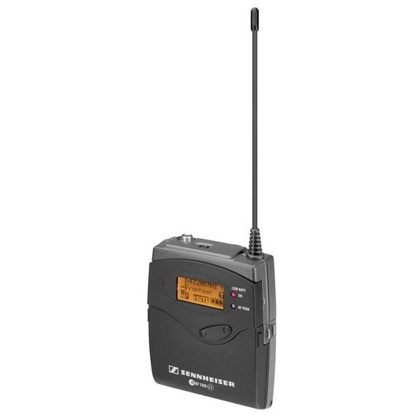 цена Передатчик для радиосистемы Sennheiser SK 100 G3-B-X онлайн в 2017 году