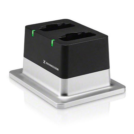 Аксессуар для концертного оборудования Sennheiser Зарядное устройство CHG 2 EU аксессуары для микрофонов радио и конференц систем sennheiser ac 3000 eu