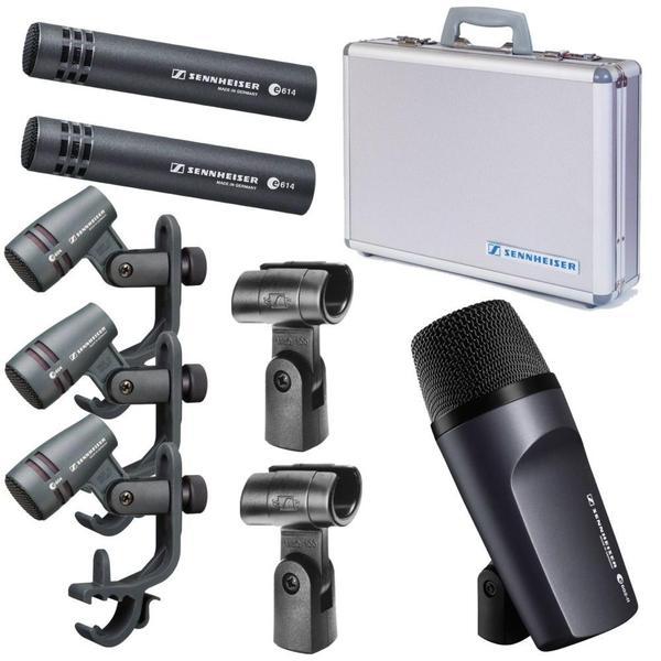 Инструментальный микрофон Sennheiser E 600 цена