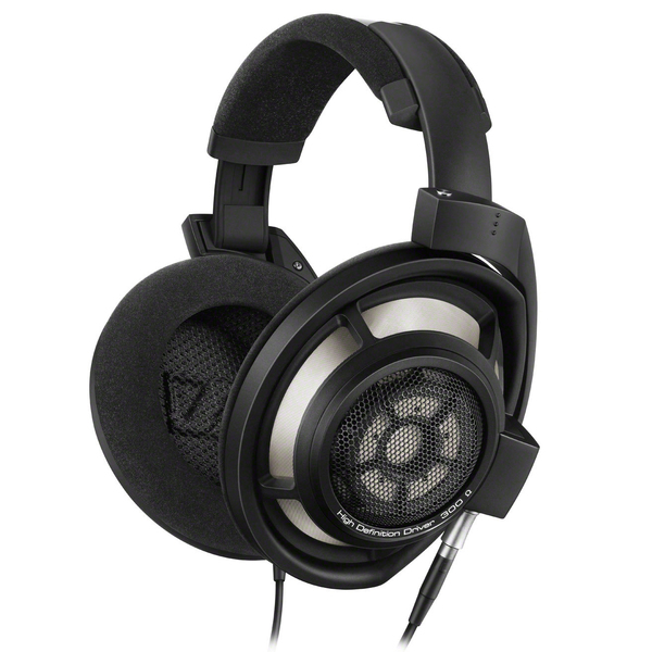 Охватывающие наушники Sennheiser HD 800 S Black охватывающие наушники sennheiser hd 280 pro black