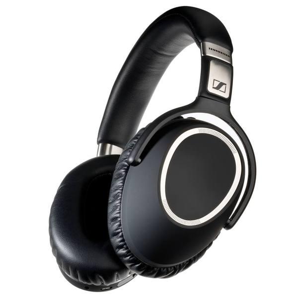 Беспроводные наушники Sennheiser PXC 550 Wireless Black/Silver