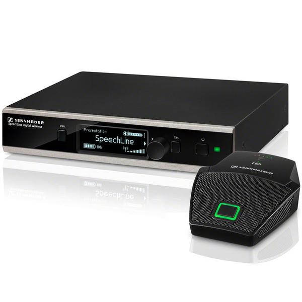 Радиосистема Sennheiser SL BOUNDARY SET DW-3 EU микрофон для конференций sennheiser meb 114 s black