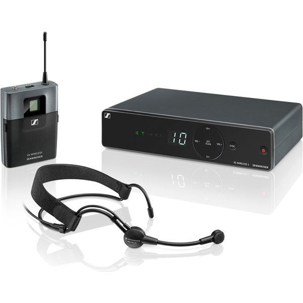 Радиосистема Sennheiser XSW 1-ME3-B цена и фото