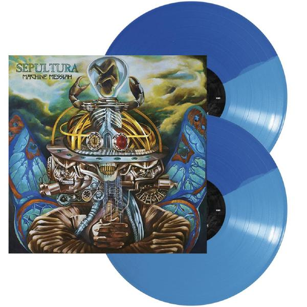Sepultura Sepultura - Machine Messiah (2 Lp, Colour)