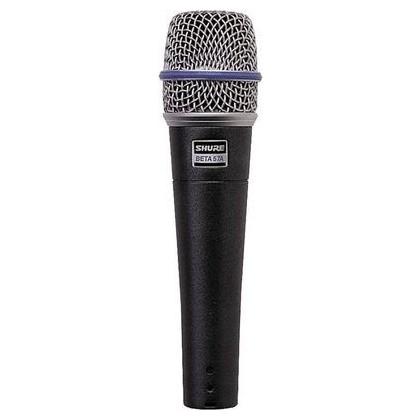 Инструментальный микрофон Shure BETA57A инструментальный микрофон shure pga98d xlr