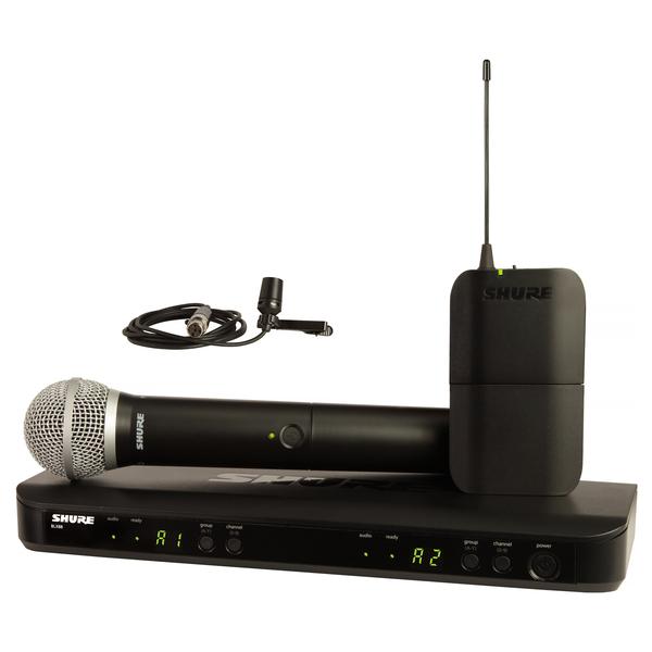 Радиосистема Shure BLX1288E/CVL M17 цена и фото
