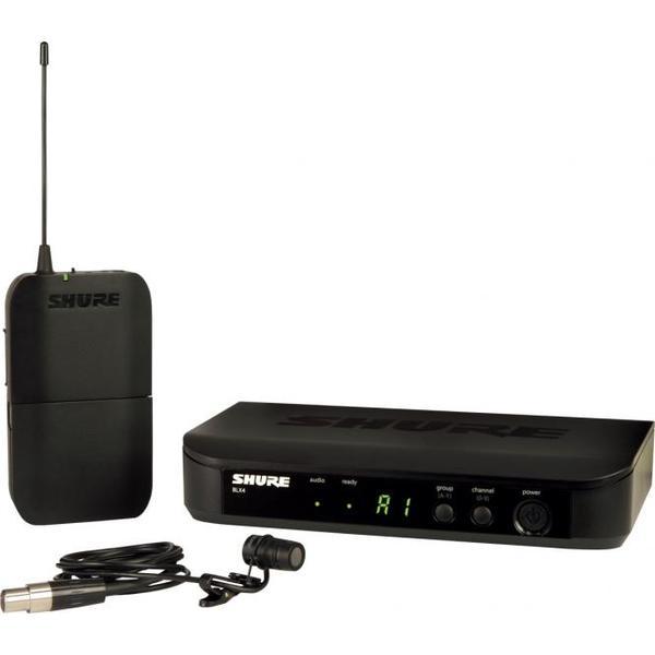 Радиосистема Shure BLX14E/W85 M17 цена