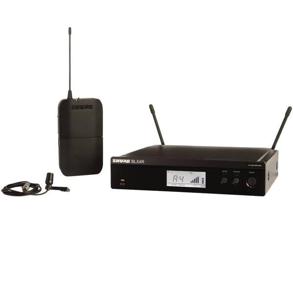 Радиосистема Shure BLX14RE/CVL M17 микрофон для радио и видеосъёмок shure cvl b c tqg