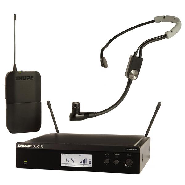 Радиосистема Shure BLX14RE/SM35 M17 цена