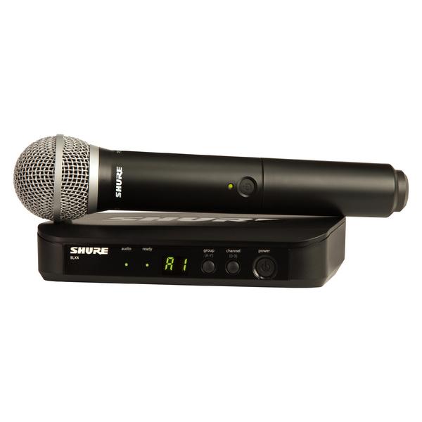 Радиосистема Shure BLX24E/PG58 M17 цена и фото