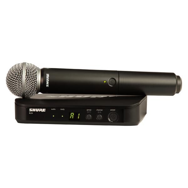 Радиосистема Shure BLX24E/SM58 M17 цена и фото