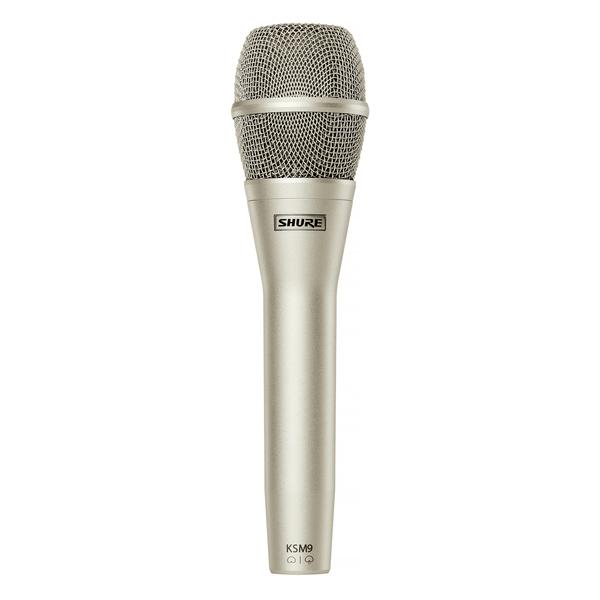 Вокальный микрофон Shure KSM9/SL shure qlxd24e ksm9 p51